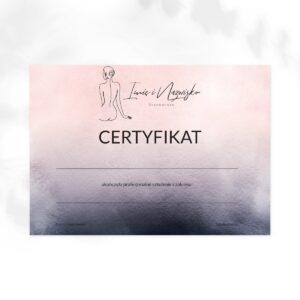 certyfikat dla lekarza