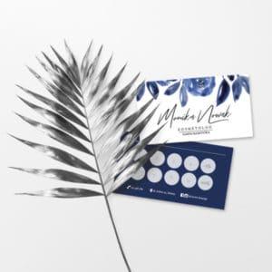 Karty rabatowe dla kosmetologa