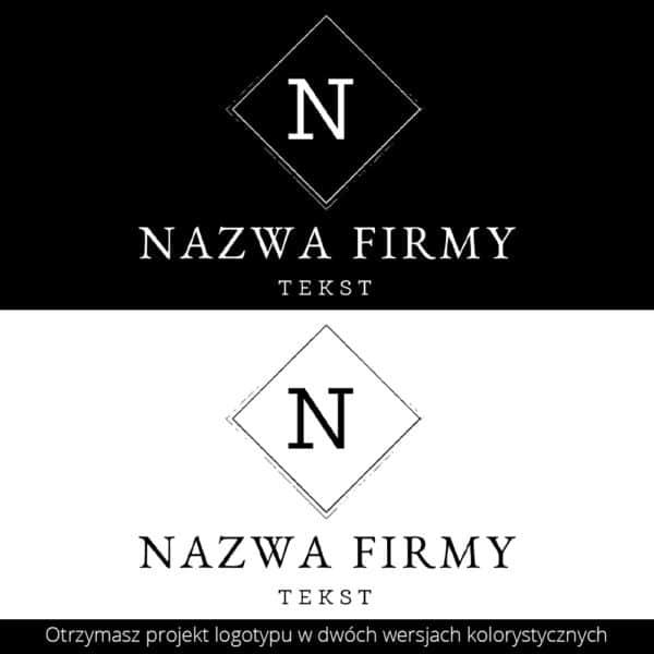 logotyp dla makijażystki