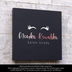 logotyp do studia fryzur