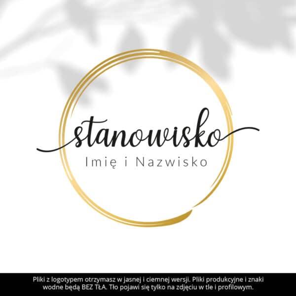 logo dla gabinetu kosmetycznego