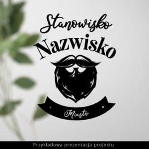 logotyp dla barbera