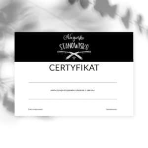 certyfikaty na szkolenia dla barberów