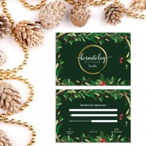 świąteczne vouchery na święta