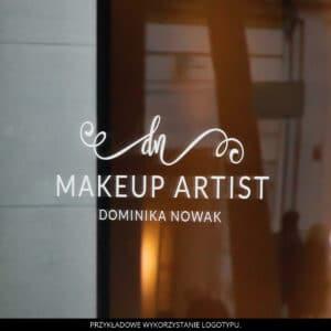 logo dla make-up artist