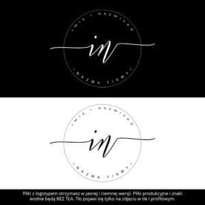 logo dla fryzjerki