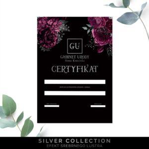 Srebrny certyfikat dla trychologa
