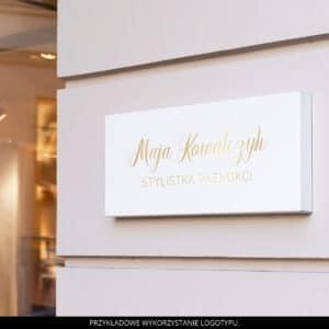 Logo dla salonu urody