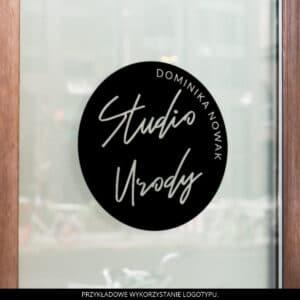 Logo dla stylistki brwi